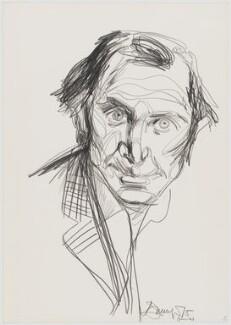 John Cyril Cranko, by Roland Peter Litzenburger - NPG D43007