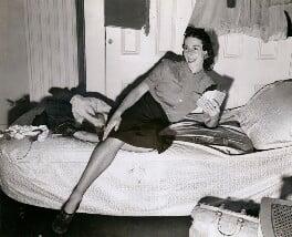 Alicia Markova, by Hugh Broderick - NPG x194291