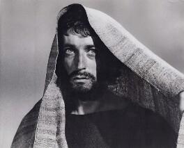 Robert Powell as Jesus in 'Jesus of Nazareth', by Keystone Press Agency Ltd - NPG x194309