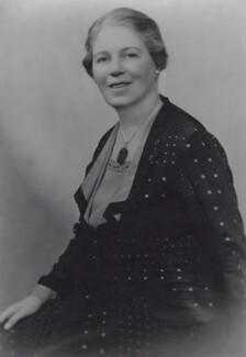 Naomi Gwladys Royde-Smith, by Elwin Neame Ltd. - NPG x194314