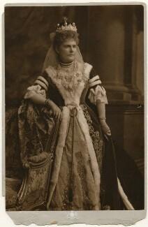 Helen (née Magruder), Lady Abinger, by Lafayette - NPG x197238