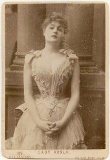 Belle Bilton, by Alexander Bassano - NPG x197248