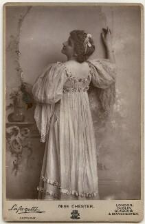 Leslie Chester, by Lafayette - NPG x197265