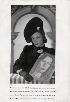 Tilly Losch, by Horst P. Horst - NPG x193311