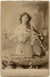 Zena Dare, by Alexander Corbett, for  Alfred Ellis & Walery - NPG x197289