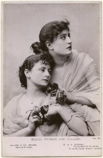 Violet Gertrude Durkin; Constance Collier, by W. & D. Downey - NPG x197298
