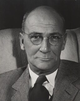 Cecil Scott ('C.S.') Forester, by Ansel Adams - NPG P1976