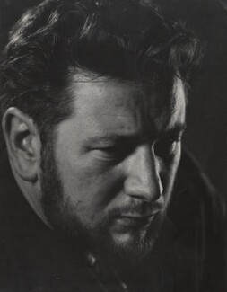Peter Ustinov, by Philippe Halsman - NPG P1978