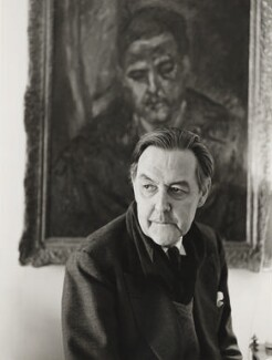 Henry Green (Henry Vincent Yorke), by Jerry Bauer - NPG P1977