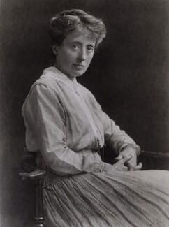 Dame Meriel Lucy Talbot, by Underwood & Underwood - NPG x138929