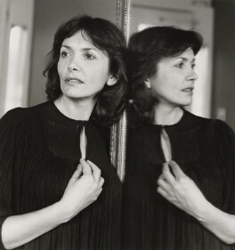 Joan Bakewell, by Mayotte Magnus - NPG x138809