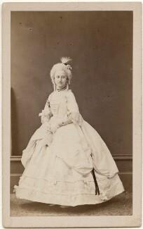 Princess Louise Caroline Alberta, Duchess of Argyll, by Hills & Saunders - NPG x138938