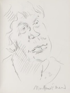 Margaret Mead, by Cecil Beaton - NPG D17941(119)