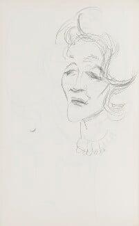 Marlene Dietrich, by Cecil Beaton - NPG D17946(38)