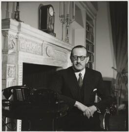 René Massigli, by Francis Goodman - NPG x195625