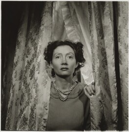 Isobel Bertha Strachey (née Leslie), by Francis Goodman - NPG x195627
