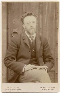 Sir Walter Parratt, by W. & A.H. Fry (Walter & Allen Hastings Fry) - NPG x138959