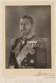 King George V, by Walery - NPG x197328
