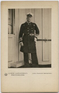 Charles William de la Poer Beresford, Baron Beresford, by Queen Alexandra, published by  A.V.N. Jones & Co - NPG x197333