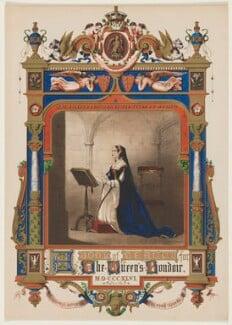 Anne Boleyn, published by Charles Jefferys, after  Unknown artist, 1846 - NPG D42828 - © National Portrait Gallery, London