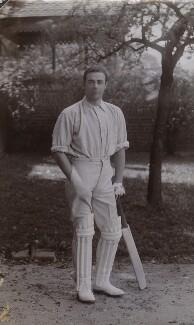 Warren Bardsley, by Thomas Henry Bolland - NPG x197352