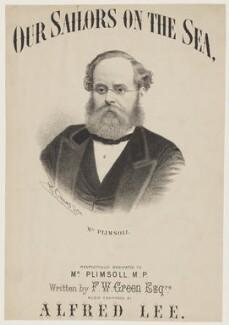 Samuel Plimsoll, by Richard Childs - NPG D42829