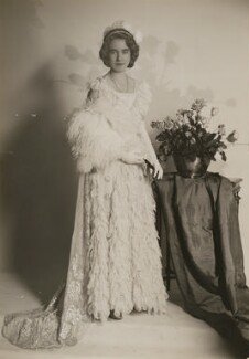 Sheila (née Berry), Countess of Birkenhead, by Hay Wrightson - NPG x138987