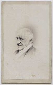 Unknown man, by Henry Joseph Whitlock - NPG Ax139498