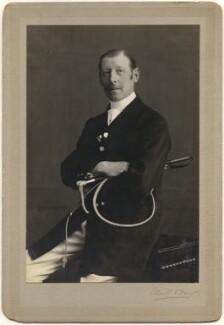 Reginald Lindesay-Bethune, 12th Earl of Lindsay, by Elliott & Fry - NPG x197361