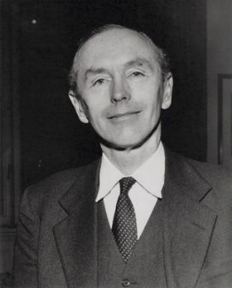 Alec Douglas-Home, by Wilcock-Woodward - NPG x139560