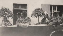 Vittoria Colonna, Duchess of Sermoneta with three others, by Cecil Beaton - NPG x135892