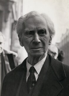 Bertrand Russell, by Unknown photographer, for  The Times - NPG x139577