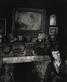 Simon Rattle, by Rory Coonan - NPG x138991