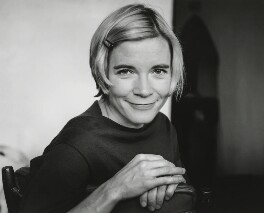 Lucy Worsley, by James D. Robinson - NPG x139542