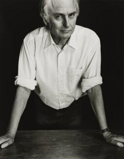 Richard Dawkins, by Julian Broad - NPG x139546