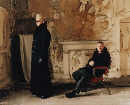 Pet Shop Boys (Chris Lowe; Neil Tennant), by Eric Watson - NPG x139599