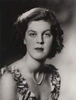 Lady Moyra Kathleen Campbell-Grove (née Hamilton), by Pearl Freeman - NPG x182360