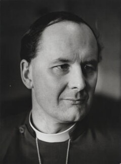 John Arthur Thomas Robinson, by Central Office of Information, for  Camera Press: London: UK - NPG x182361