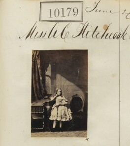 Ada Caroline Vertue (née Hitchcock), by Camille Silvy - NPG Ax59894