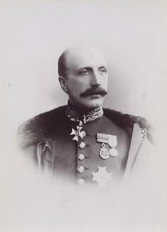 Reginald Baliol Brett, 2nd Viscount Esher, probably by Lafayette - NPG x139646
