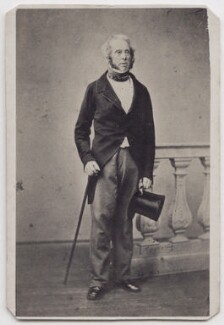 Henry John Temple, 3rd Viscount Palmerston, by Mayer & Pierson - NPG x139651