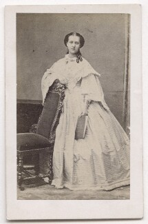 Queen Alexandra, by Georg Emil Hansen - NPG x139659