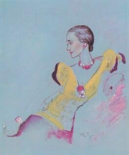 Wallis, Duchess of Windsor, by Cecil Beaton - NPG x197411