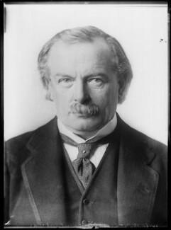 David Lloyd George, by Unknown photographer - NPG x139667