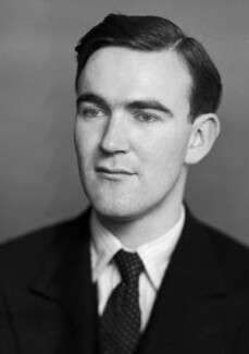John Edward Poynder Grigg, 2nd Baron Altrincham, by Walter Stoneman - NPG x190370
