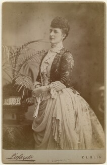 Queen Alexandra, by Lafayette - NPG x197440