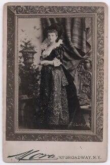 Consuelo Montagu (née Yznaga), Duchess of Manchester, by José Maria Mora - NPG x197472