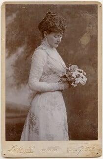Mary ('Minnie', née Stevens), Lady Paget, by Lafayette - NPG x197478