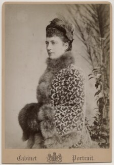 Queen Alexandra, by John Chancellor - NPG Ax197510