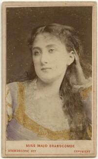 Maud Branscombe, by London Stereoscopic & Photographic Company - NPG x197491